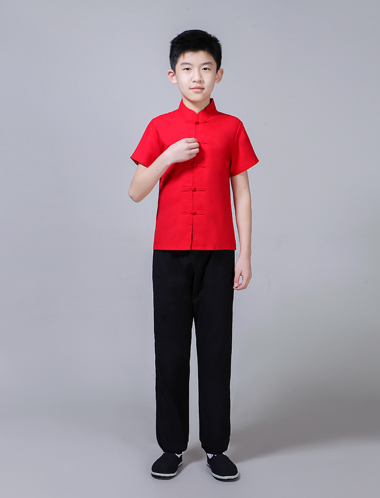 Red Short Sleeve (male)