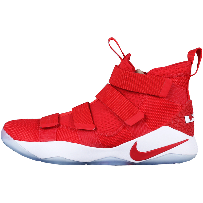 8a014c0ff8f1  SDS NIKE LEBRON SOLDIER XI Warrior Soldier 11 Basketball Shoes 897644  897645
