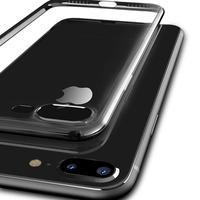 手机壳苹果8plus套6透明硅胶男女