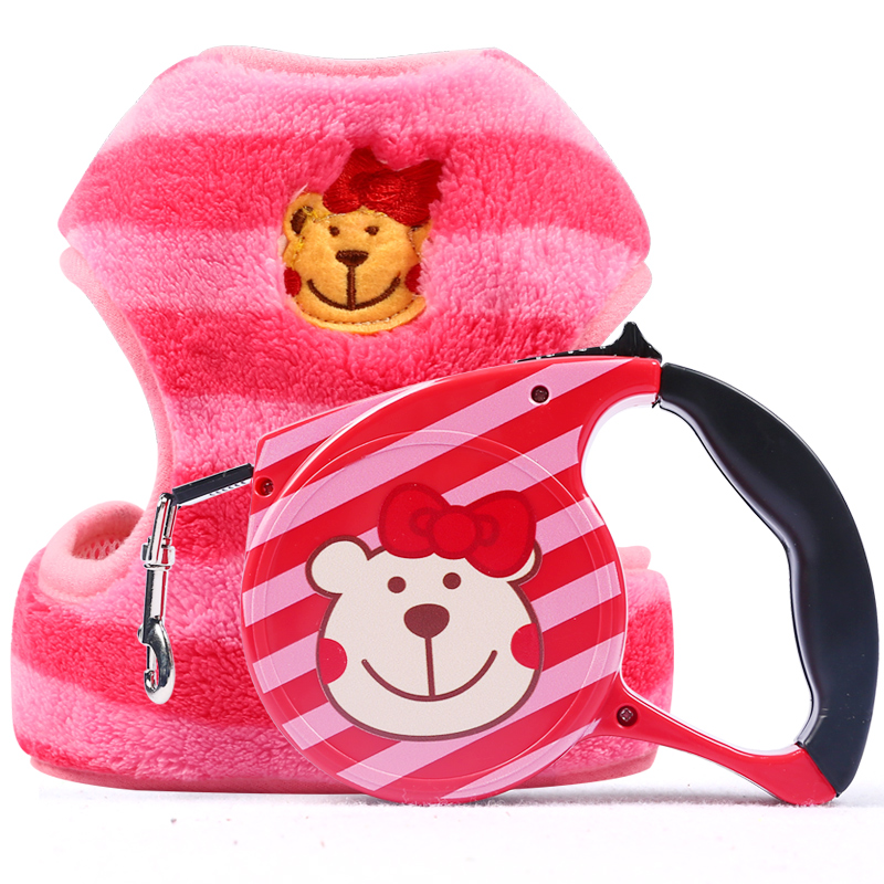 Princess Bear Leash Set
