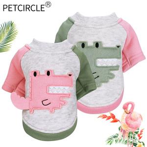Áo len cho chó dày quần áo cho chó quần áo Teddy Bomeibi gấu chó nhỏ quần áo mùa thu và mùa đông cộng với áo len nhung - Quần áo & phụ kiện thú cưng