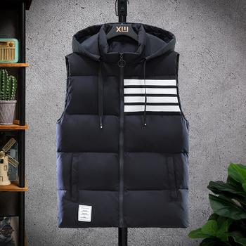 Сборной спортивный досуг жилет мужчина осень и зима обучение безрукавный пальто большой двор тхэквондо жилет хлопок жилет, цена 1014 руб