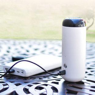 電動充氣泵游泳圈氣墊牀户外露營充氣
