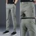 Mùa hè mỏng của nam giới thường quần nam Hàn Quốc phiên bản của xu hướng tự trồng chân quần người đàn ông hoang dã của quần cotton 2018 new Quần mỏng