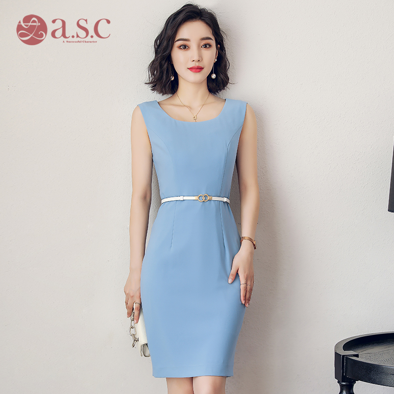 9d0ff3d297b1 ... female suit dress ol suit fashion tooling stewardess uniforms summer  overalls dress · Zoom · lightbox moreview · lightbox moreview ...