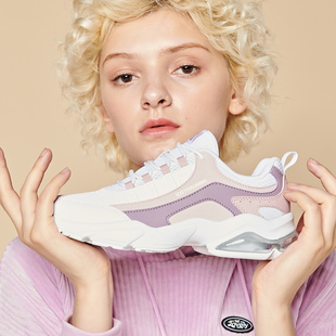 361 women's shoes old shoes 2020 winter new casual shoes leather student sports shoes white cushion shoes
