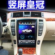 Chất lượng âm thanh xe nguyên bản Toyota màn hình dọc 12 vương miện 12 thế hệ 13 13 thế hệ Android điều hướng một máy xe thông minh - GPS Navigator và các bộ phận