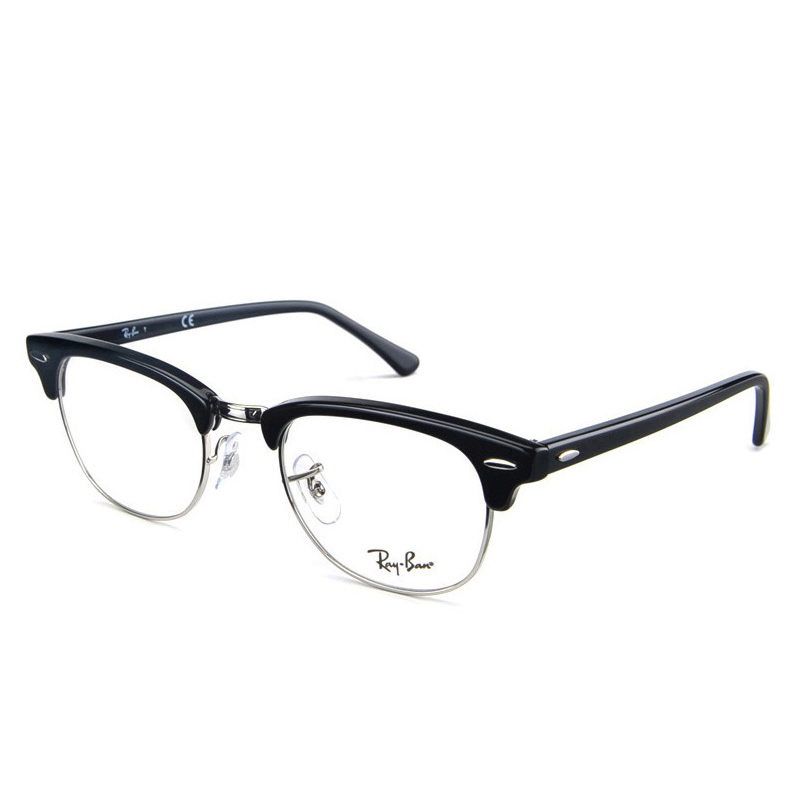 USD 361.25] (Pre-sale) Rayburn Eye Frame male Retro half frame ...