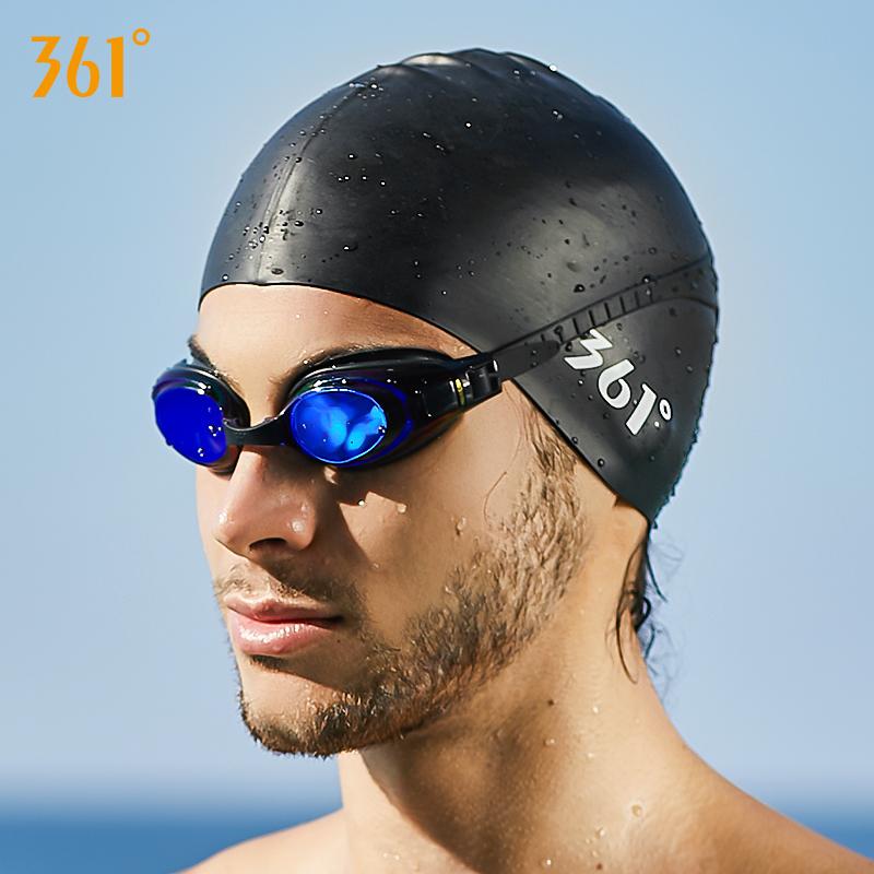 361度 防水硅胶泳帽 聚划算天猫优惠券折后¥10包邮(¥15-5)