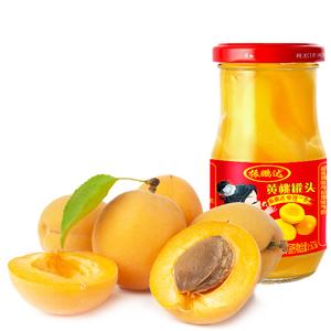 【振鹏达】黄桃罐头4瓶装
