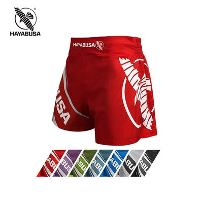 Hayabusa boxing shorts male MMA fights scattered Pamsha fighting sports training shorts kick good news