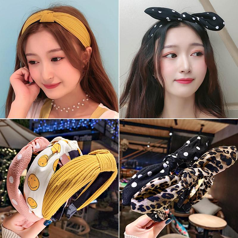 Mũ trùm đầu Hàn Quốc clip trẻ em phụ kiện tóc ban nhạc tóc cô gái chống trượt tóc hoop dễ thương công chúa bé kẹp tóc áp lực headband - Phụ kiện tóc
