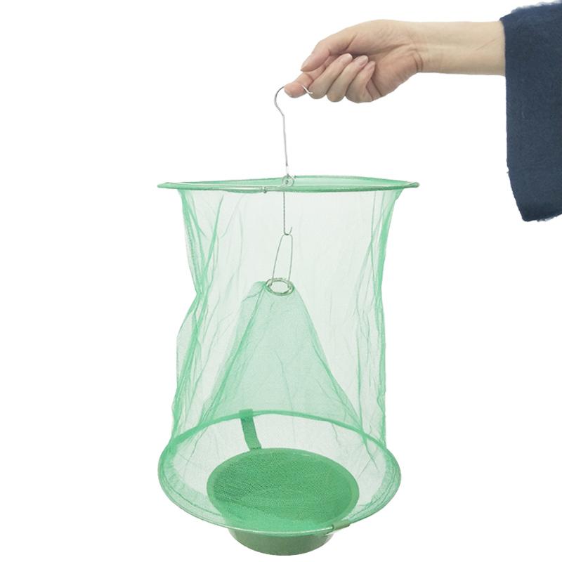 户外捕蝇笼网诱饵悬挂式苍蝇笼大面积养殖场抓灭捕蝇器苍蝇诱捕器