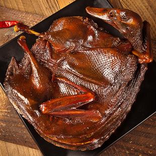 【北京烤鸭】手撕酱板鸭零食小吃
