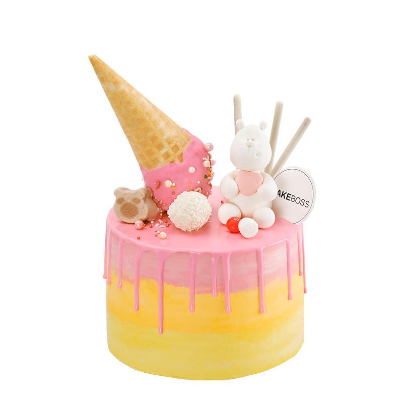 CAKEBOSS彩虹乳酪芝士蛋糕