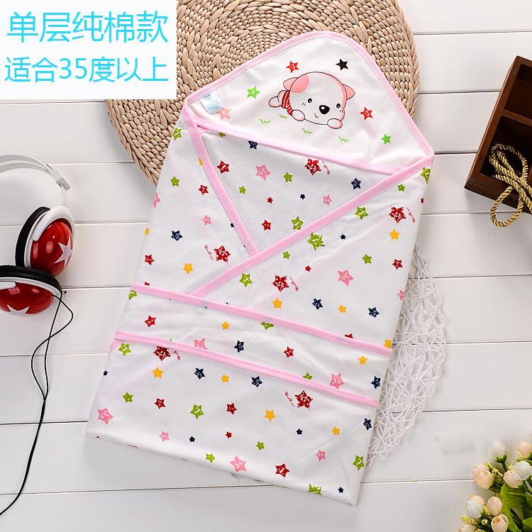 Em bé sơ sinh mùa hè chăn trẻ sơ sinh mùa thu và mùa đông phải có 0-3 tháng nguồn cung cấp túi chăn mùa hè trẻ sơ sinh - Túi ngủ / Mat / Gối / Ded stuff
