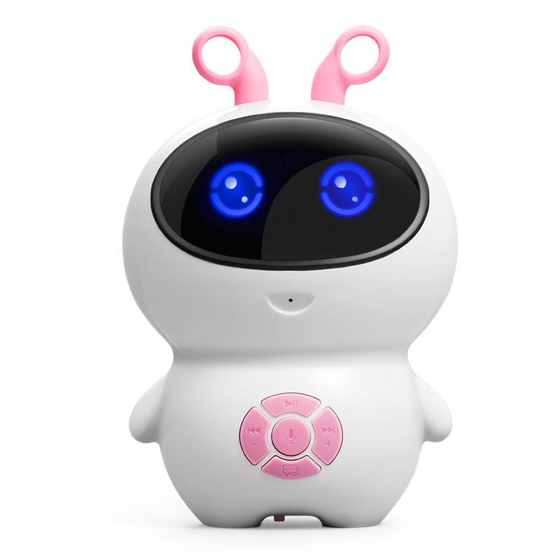 儿童人工智能机语音对话机器人宝宝1-3岁早教多功能玩具wifi儿歌故事机同步教育学习机