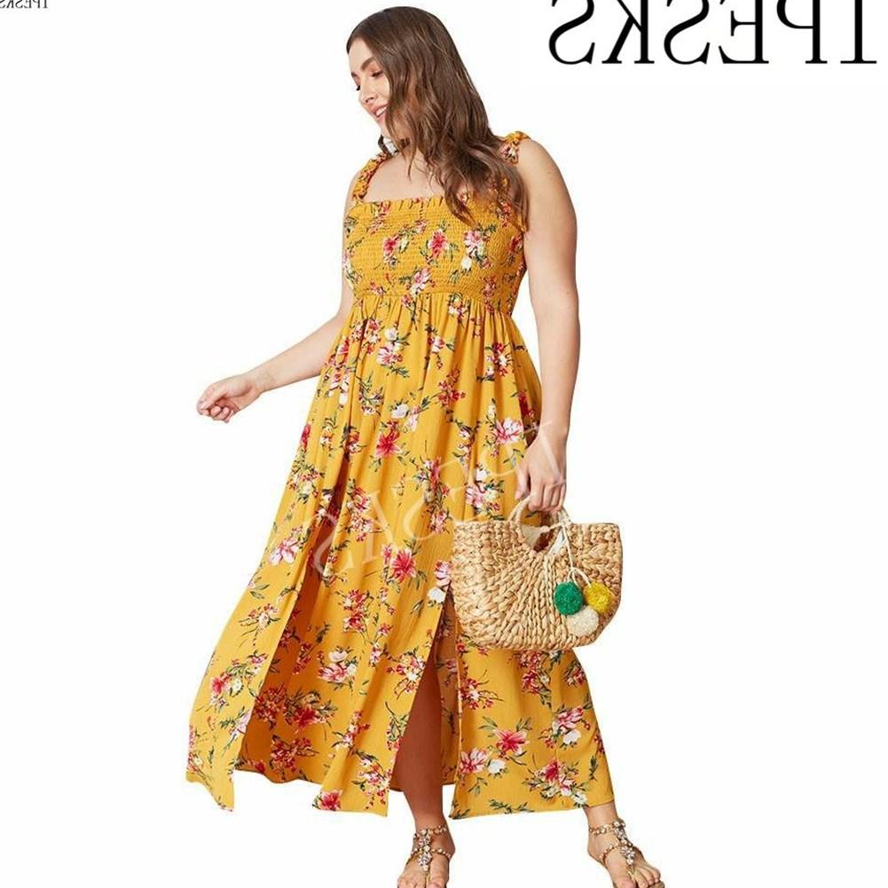 plussize  dresses Size Lon   beach vestidos