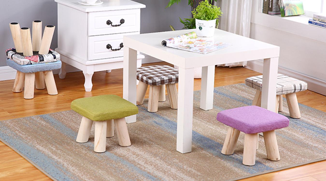 超级可爱的家用小凳子,小朋友最喜欢了