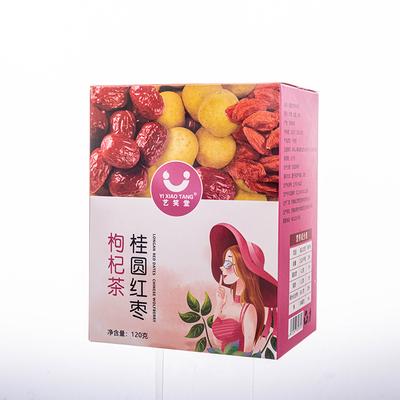 【艺笑堂旗舰店】桂圆红枣枸杞茶120g