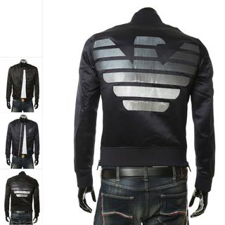 Armani/ armani заграница прямая почтовая рассылка подлинный мужской бейсбольная форма куртка пальто  3H1BL4 1NIJZ, цена 26257 руб