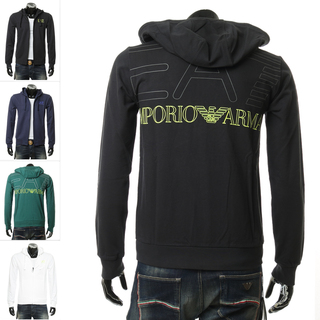Armani/ armani EA7 мужчина кардиган закрытый свитер движение пальто молния рубашка 3GPM15 PJ05Z, цена 20702 руб