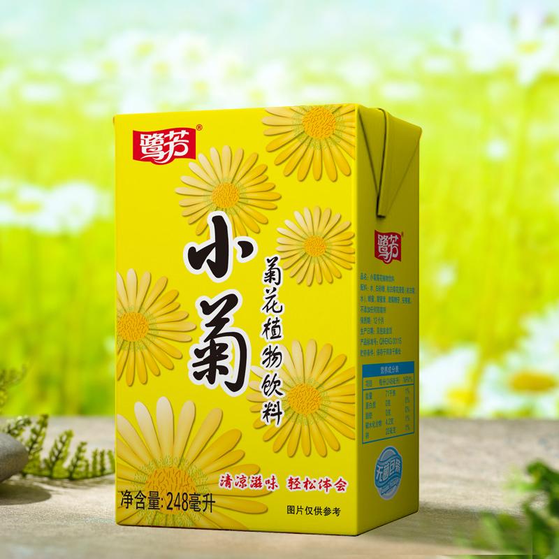 【惠尔康旗舰店】杭白菊蜂蜜饮料整箱