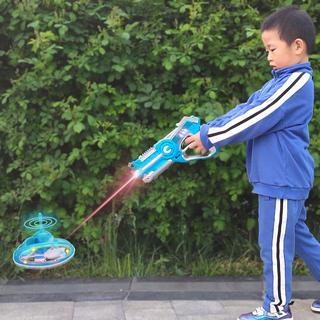 Оружие,  Ребенок игрушка мальчик звук и свет игрушка пистолет борьба нло борьба паук лазер битва инфракрасный индукция 3-10 подарок, цена 1800 руб