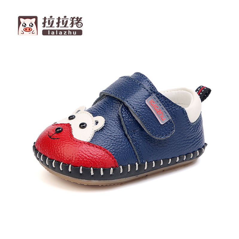 b092209d835d4 Lara pig spring and autumn Shoes baby boy soft bottom step shoes 6-12 months  · Zoom · lightbox moreview · lightbox moreview ...