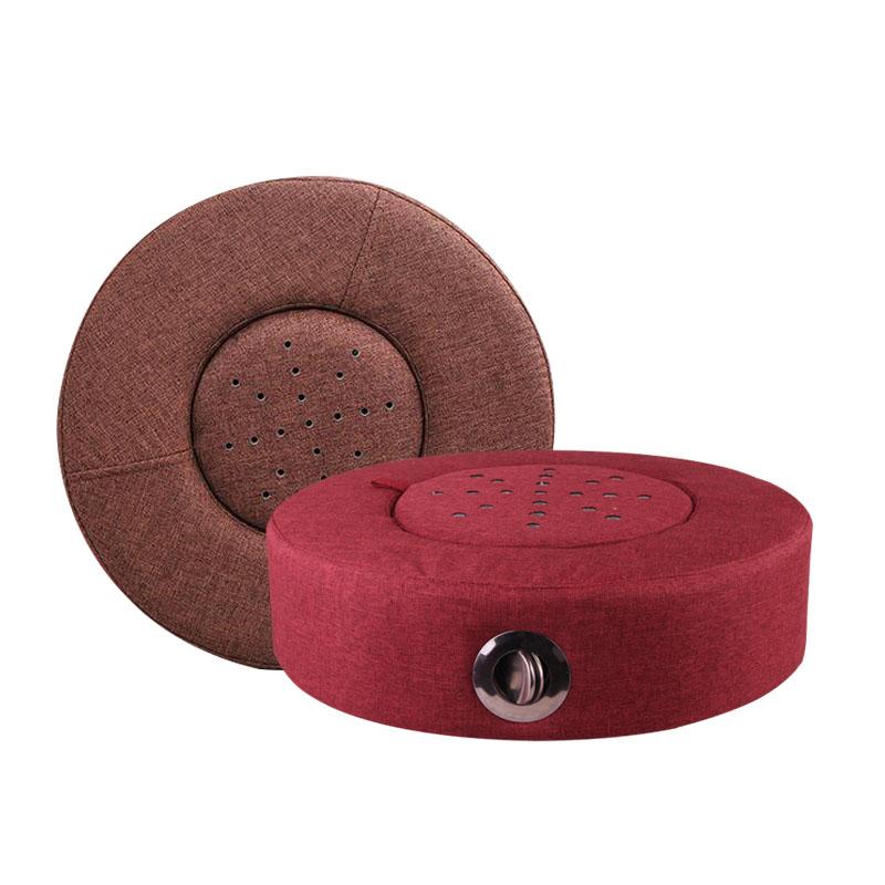 艾灸熏蒸仪蒲团坐灸仪凳子坐熏艾灸垫子坐垫臀部艾灸盒随身灸家用