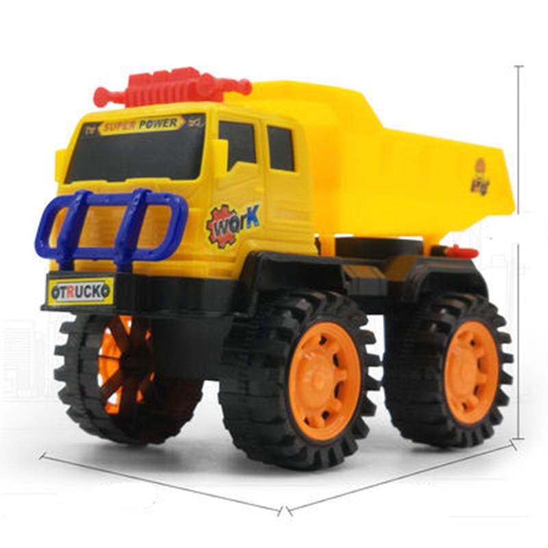 12月03日最新优惠超大号儿童男孩工程车套装挖掘机挖土机铲车