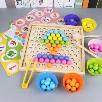 Другое,  Ребенок клип шарик фокус сила обучение игрушка мальчик девушка хорошо шаг сделать младенец обучения в раннем возрасте головоломка сила развивать, цена 430 руб