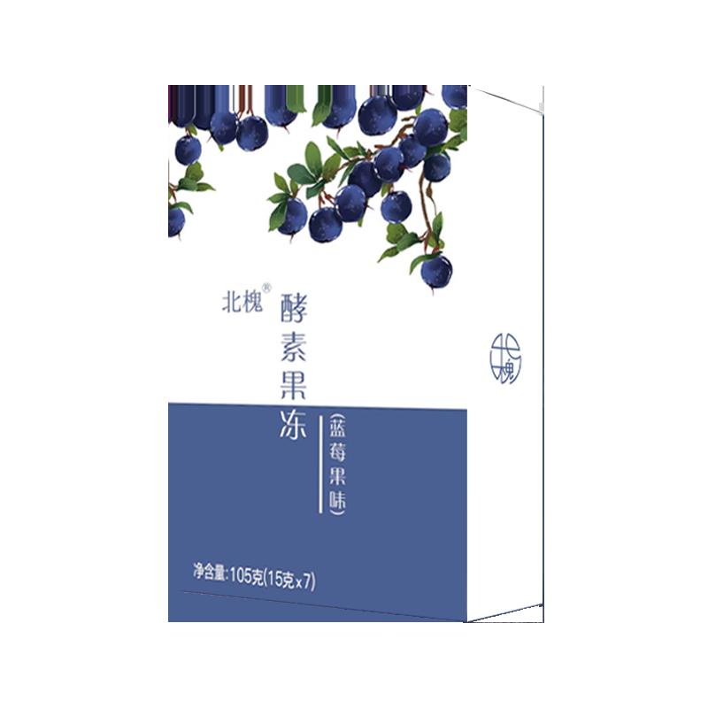 北槐蓝莓果味复合果蔬酵素7袋