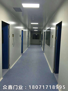 Clean room clean color wall plate glass magnesium rock wool ceiling cleanroom decontamination Color
