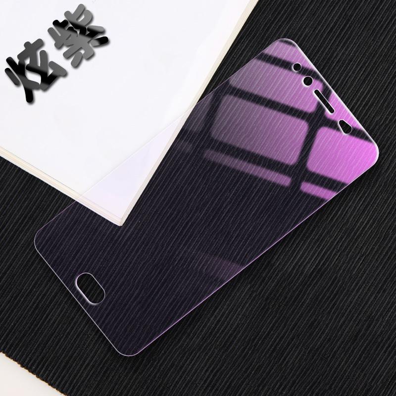 钢化膜高清手机模全屏覆盖玻璃摸。贴摸步步高保护模详细照片
