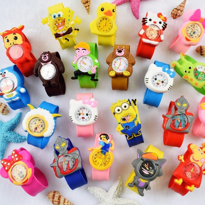 光头强儿童玩具男孩灰太狼电话机海绵宝宝熊大熊二手表
