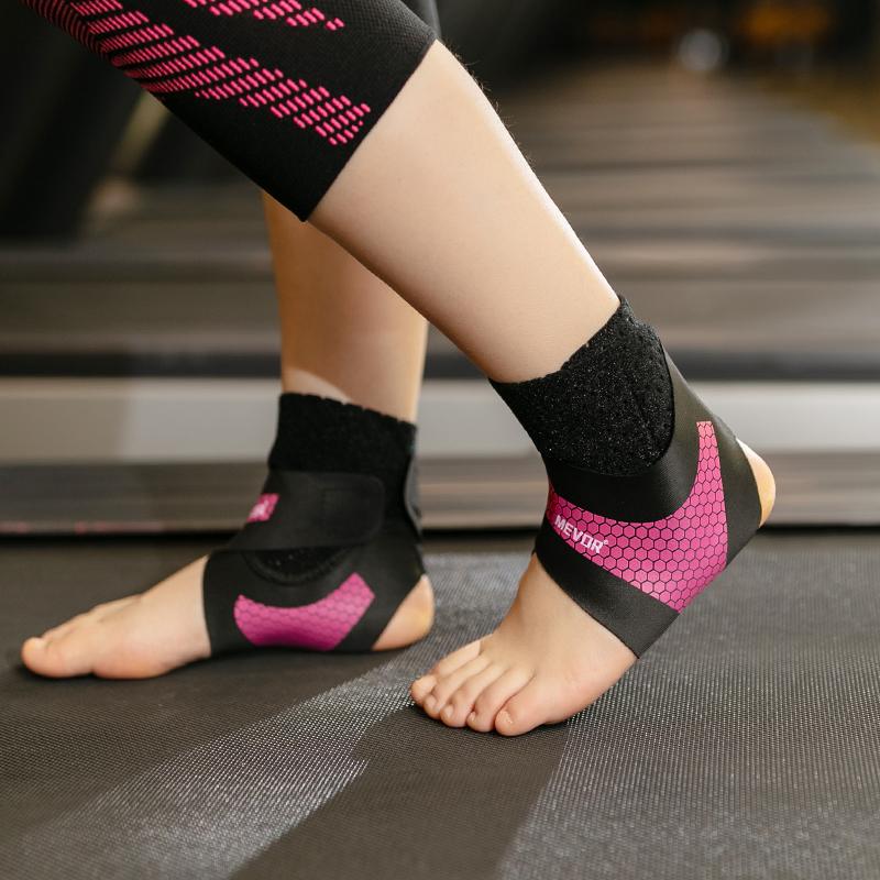 护踝男女运动扭伤脚腕固定保护套薄款