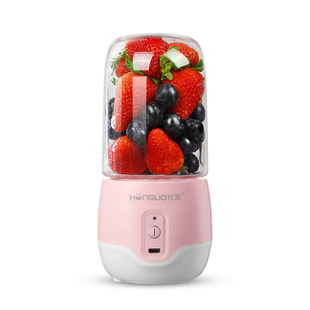 [Hongguo] portable charging net red Juicer