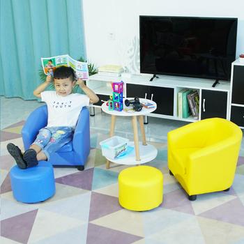 Детские кресла, диваны,  Ребенок диван сиденье ребенок диван милый мультики мини младенец мелкий песок волосы, девочка принцесса бездельник диван табуретка, цена 1138 руб