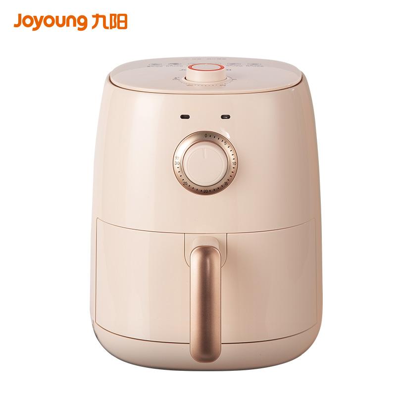 九阳空气炸锅家用新款多功能智能电炸锅大容量全自动无油炸薯条机