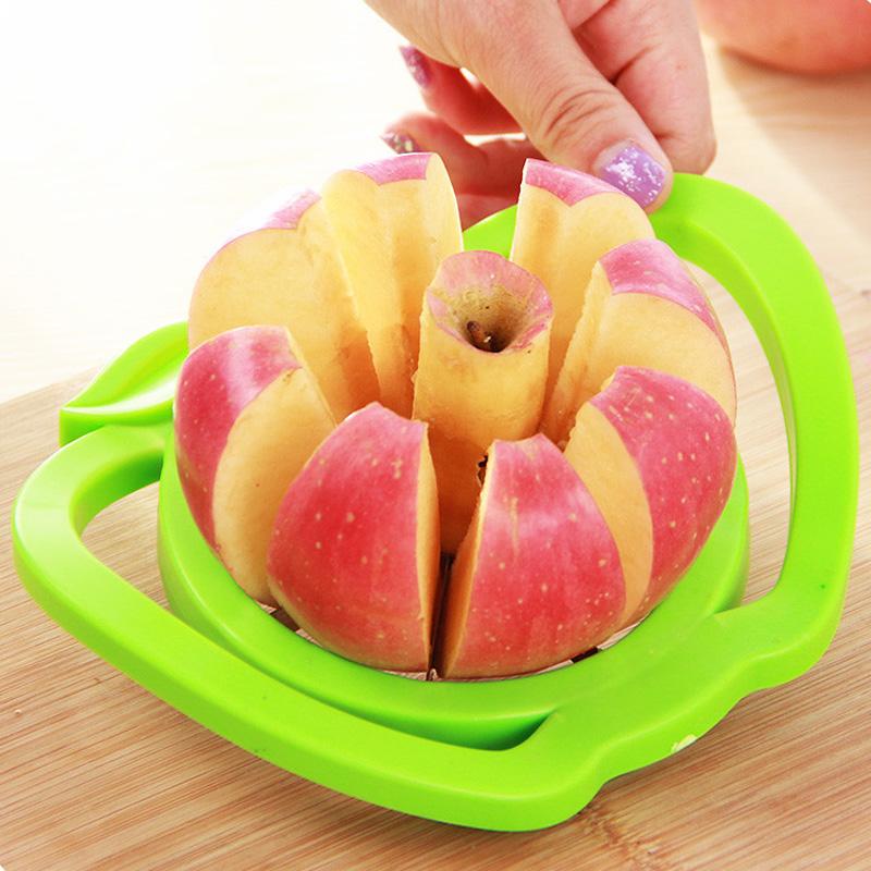 切西瓜田瓜哈密瓜特大号水果刀不锈钢分割去核器多功能苹果分果器