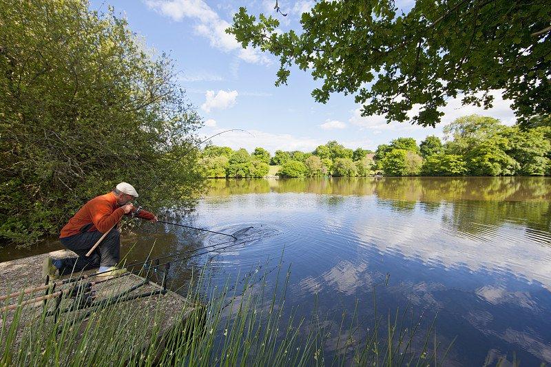 选对正确的钓鱼时间,一定能钓到鱼吗?