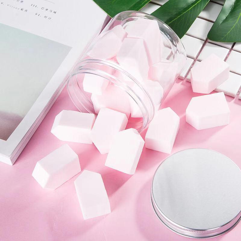 不吸粉的果冻粉扑不吃粉美妆海绵气垫粉扑清洗剂彩妆化妆球rt