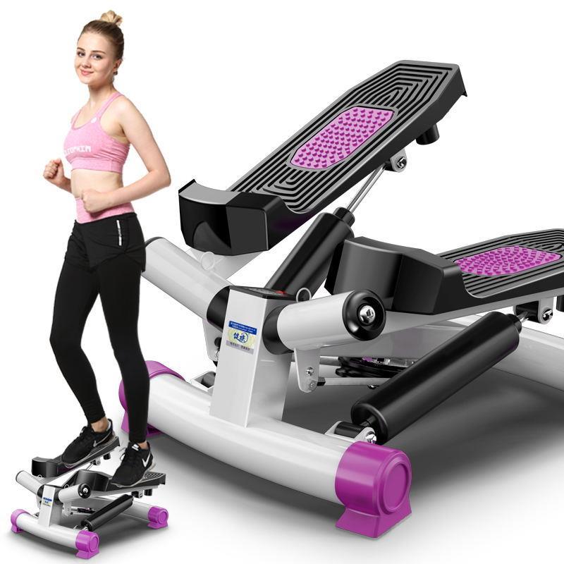Stepper tập thể dục tại chỗ máy mini leo núi đa chức năng thiết bị tập thể dục câm bước - Stepper / thiết bị tập thể dục vừa và nhỏ