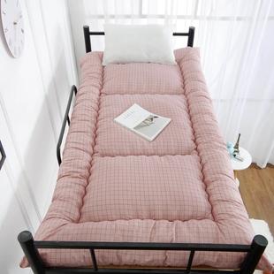 可折叠学生铺床榻榻米床垫褥子宿舍单人