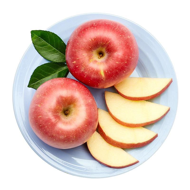 【百果园】富士新鲜苹果3斤