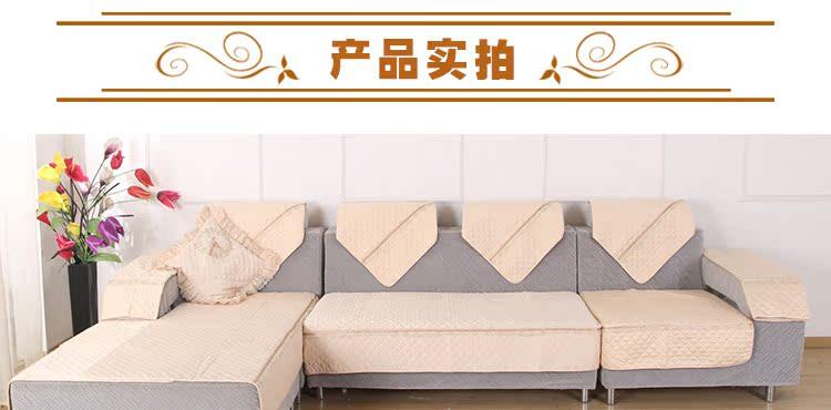 婚纱缎沙发垫_05