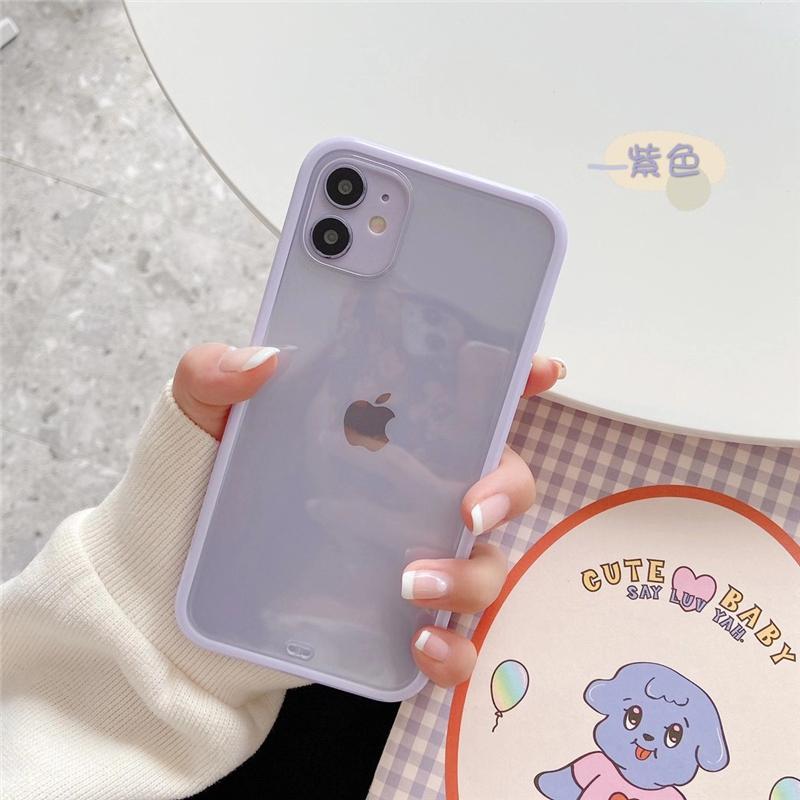 【獨家新品】買二送一 手機殼iPhone7/8plus/se男女11/12proMax全包軟殼