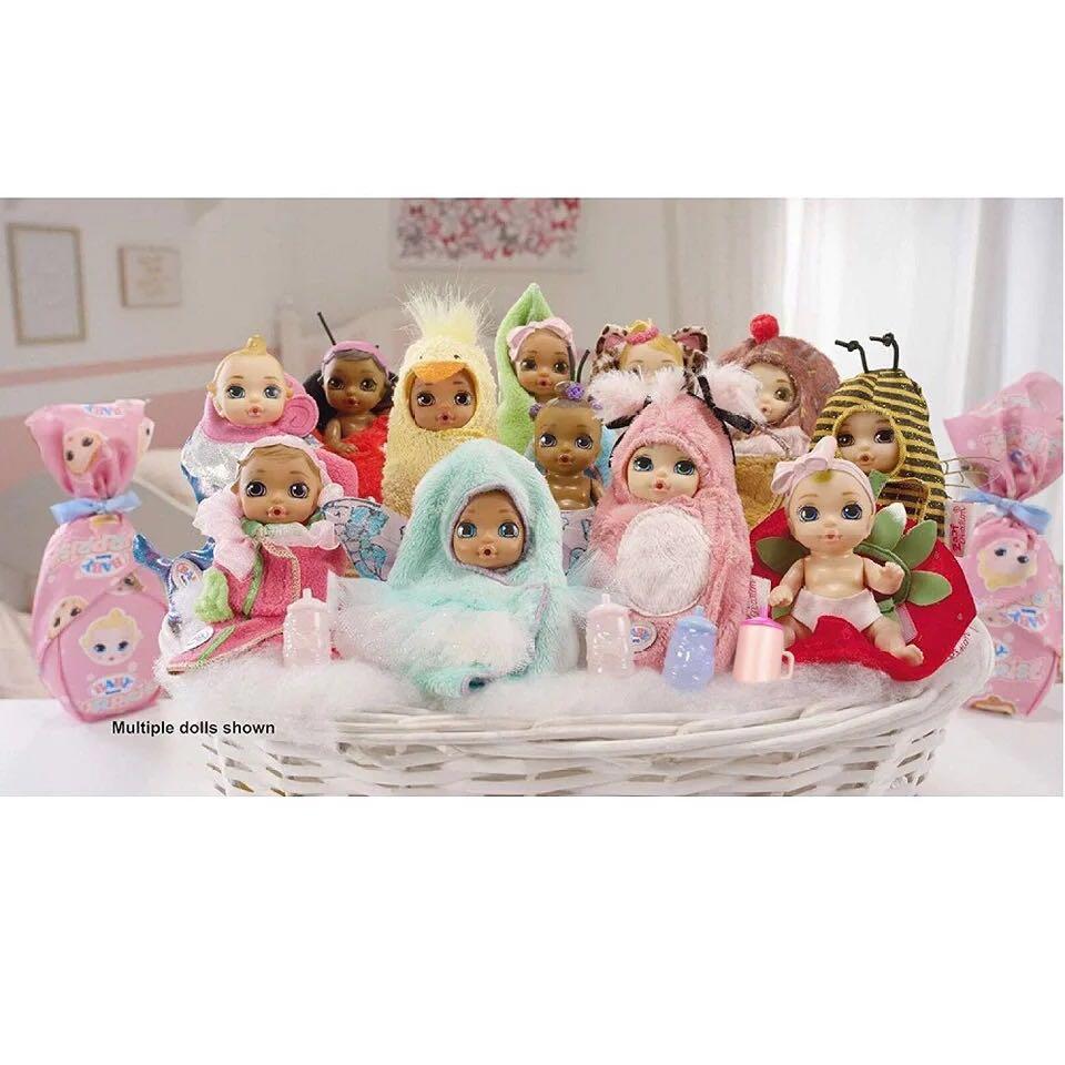 . Hot Baby Sinh ra khóc Doll búp bê bất ngờ Doll Blind Box Baby Doll Girl Toy Hot - Búp bê / Phụ kiện
