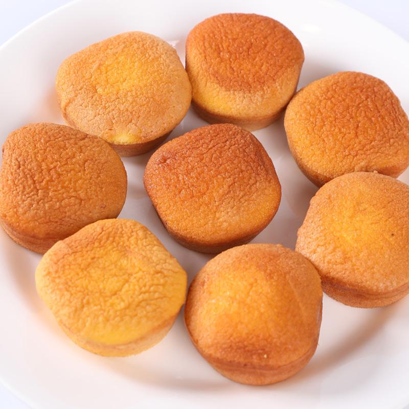 傳統蜂蜜老蛋糕零食小吃老式糕點手工面包雞蛋糕整箱早餐休閑食品